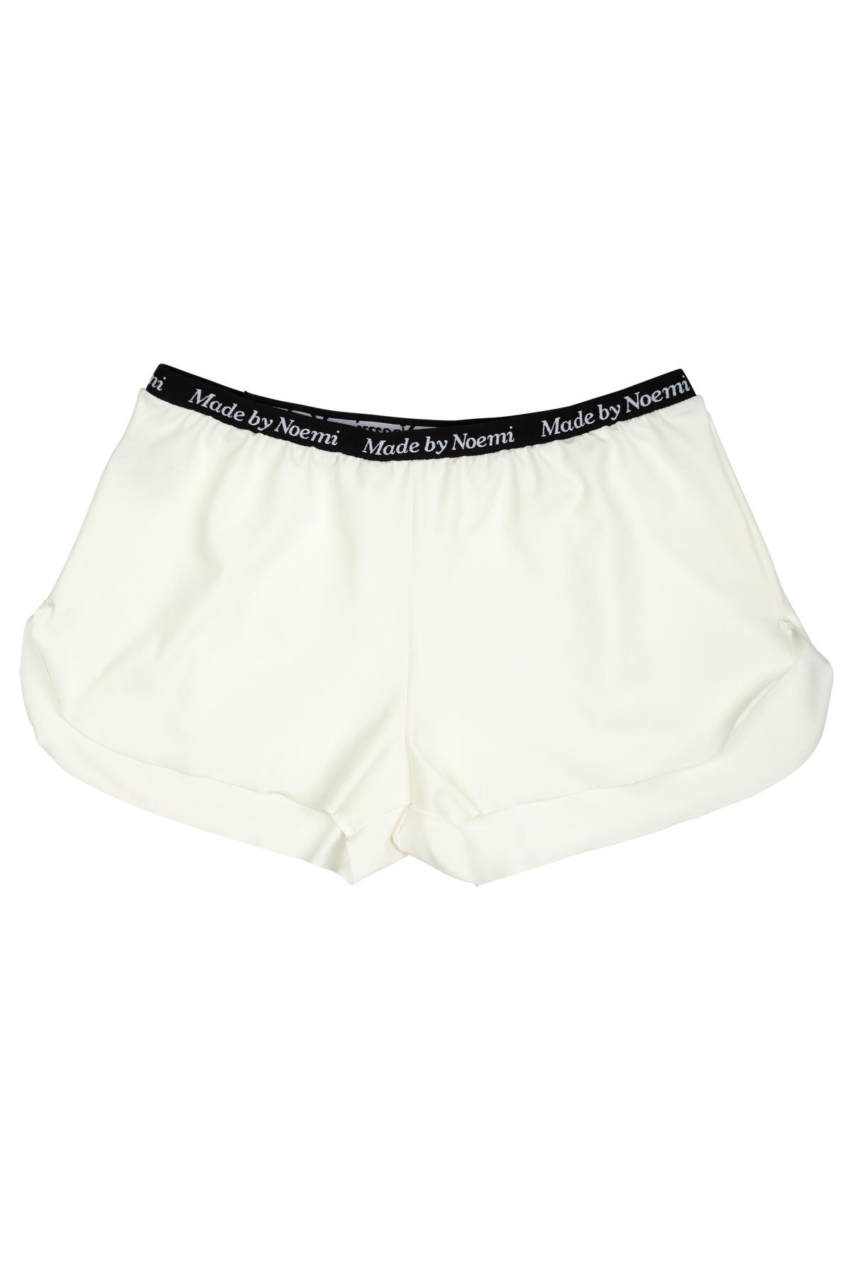 Off-white Cotton boxer shorts. Sale! Cotton underwired ... de2f30bdbb8
