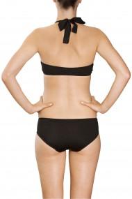 Bikini halterneck and low panties